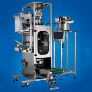 Дойпак вертикална пакетираща машина за течни продукти